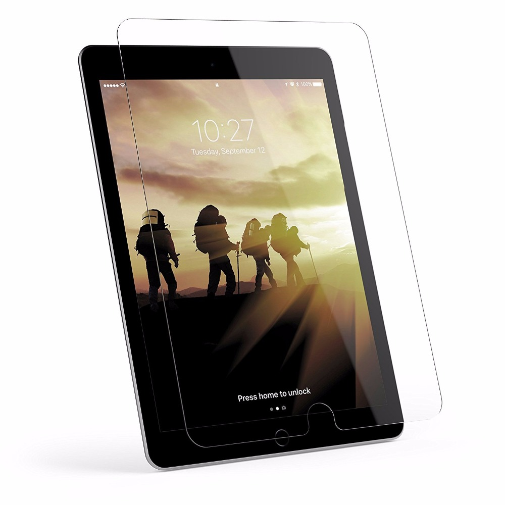 2017 New Tablet HD Clear Premium 9H Tempered Glass Screen Protector for Apple iPad Pro 10.5 inch