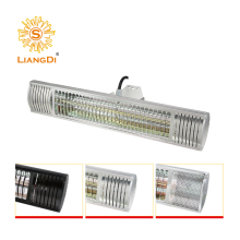 Waterproof Quartz Radiant Patio Outdoor Ceiling Infrared Electric Heater