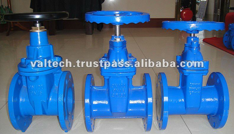 PN40,CI,Non-ring stem Gate Valve
