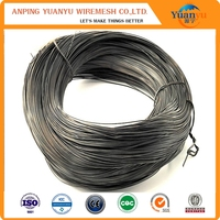 12 gauge black annealed wire ( FACTORY)