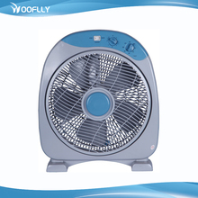 2017 New Design box fan for promotion appliances with remote appliance handle