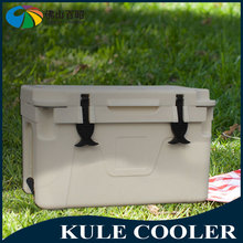 Rotomolding Ice cooler box for car ice chest and camping cooler
