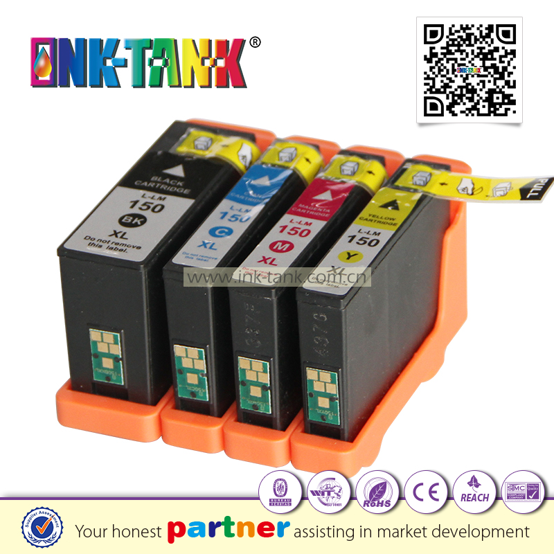 150XL compatible ink cartridge for lexmark S315 S415 S515