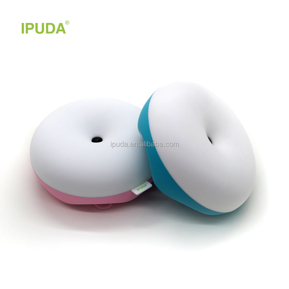 2017 gift items for kids IPUDA motion sensor led night light with zero touch dimmable control