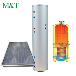 Guangzhou electric water heater solar panels separated flat plate solar water heater