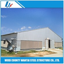Hot new product steel chicken house trusses