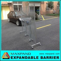 Temporary Expandable Metal Garden Gates for Sale
