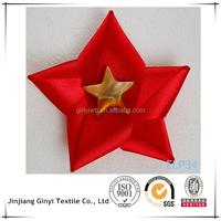 handmade star, fabric star for christmas decoration, gift decoration
