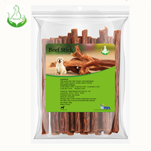 dog chew beef sticks dog treats for all dogs