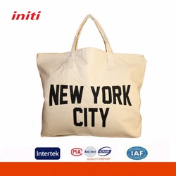 Initi Wholesale High Quality Customized Canvas Toiletry Bag