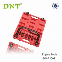 AUTO Solid Valve Spring Compressor C Clamp Service Kit Small Engine New Heavy Duty Genius Tools