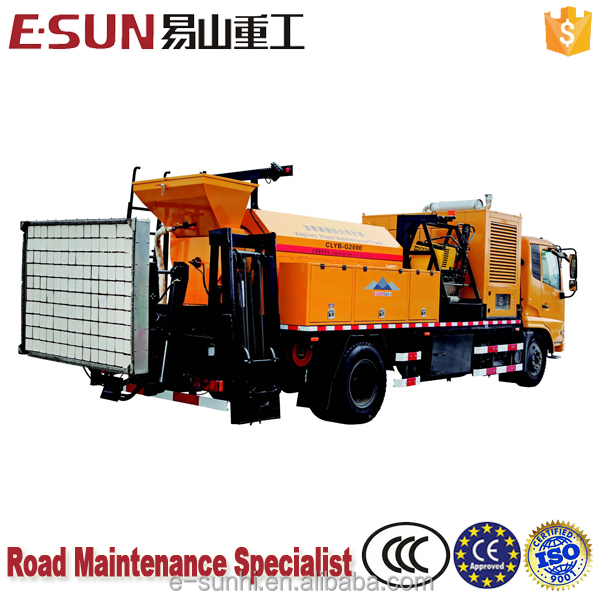 ESUN CLYB-G2000 CLYB-1500III 2m3 Centralized Temperature Controller Asphalt Recycling Equipment