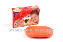 Rose extracts tighten virginity soap