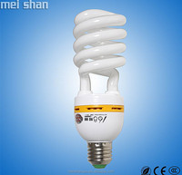 Electricity saving lamp 65w GRB fluorescent light source type 4.5-circuit E27 middle spiral lamp