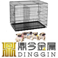 Chihuahua dog cage for metal
