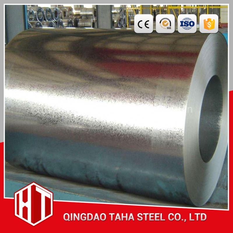 small spangle galvanized steel coil z275