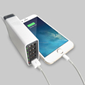 50W 10A 5 USB ports Multi usb travel charger usb port smart wall charger
