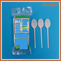 biodegradable plastic airline cutlery sets