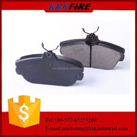 Semi Metallic Brake Pad use for TOYOTA 04492-20051 04492-32020 04492-20150 04492-32011 04466-20070