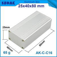 electrical 2015 new aluminum boxes electronic case amplifier enclosure