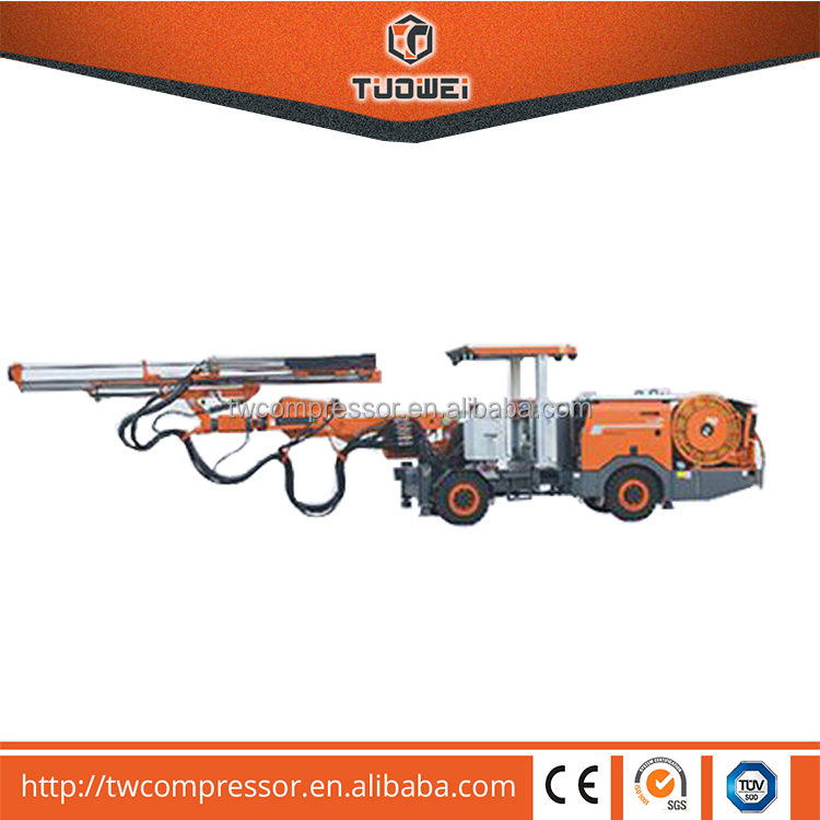 Professional tractor mounted rock cheap water well drilling rig