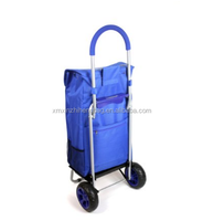 professional 2 wheel shopping trolley bag made in China