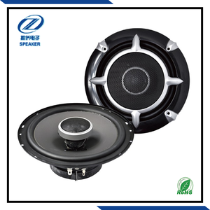 2ways stereo car 15 coaxial audio speakers 6.5inch and loudspeaker