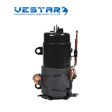 Vestar air conditioner parts horizontal type frozen storage compressor V-RN83L3A