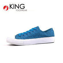 fashion dark blue Stitching color man casual sneakers