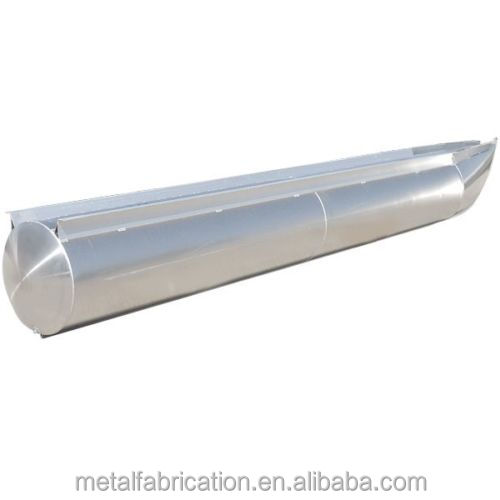 Floating Aluminium Pontoon Boat Log Tubes 18 Foot x 25 Inch Diameter