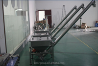 shanghai Best Price Automatic Screw Feeder / Powder Flexible screw auger conveyor / screw feeder
