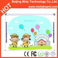 MOLYBoard IO-8083 optical interactive whiteboard with CE, FCC, ROHS certified