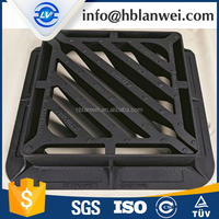 ductile cast iron, nodular cast iron, spheroidal graphite iron manhole cover gully grate