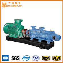 ZD tpye horizontal multistage centrifugal electric motor used water pumps