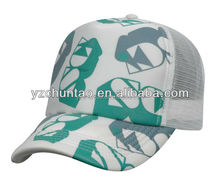 BSCI polar fleece merry christmas full mesh baseball cap