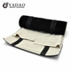 Velvet Jewelry Roll Travel Pouch Organizer