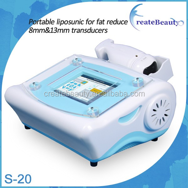 Newest Portable Liposonic Belly Fat Reducing Machine