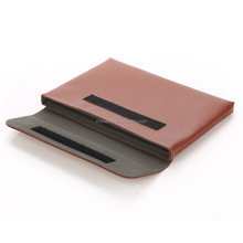 A5 Business Case for Documents and Cards Ipad Mini Case High Quality Leather Expanding File Document Cover