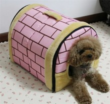 Easy Taken Brick Shaped Pet House