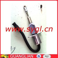 3930234 24V desel engine stop Solenoid dongfeng truck spare parts