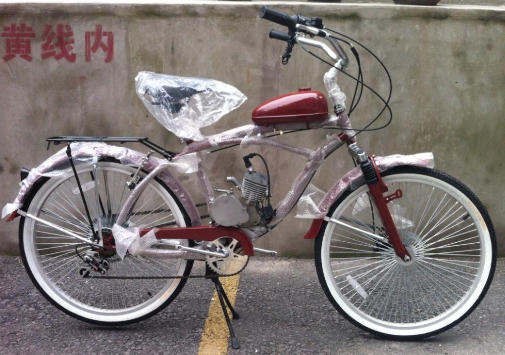 26 speed gas engine bike beach cruiser gas engine bike. Black Bedroom Furniture Sets. Home Design Ideas