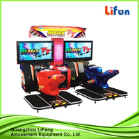 coin operated crazy games 32 inch Manx TT (double player)
