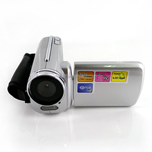 12MP 720P HD Digital Video Camera with 4 x Digital Zoom, 1.8 LCD Screen Mini DV Digital Camcorder