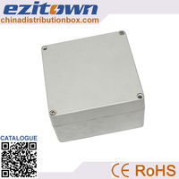 Factory price china's extruded aluminum box