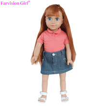 Factory price small real candy doll models toy