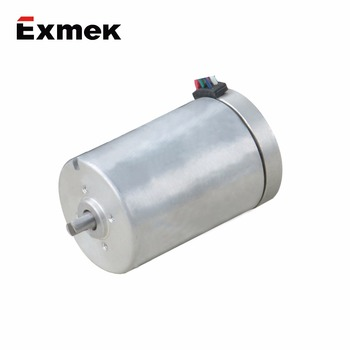 Long working small high torque low rpm dc brushless gear motor