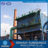 CE approved direct marketing electrostatic precipitator for Coal-fired power plants