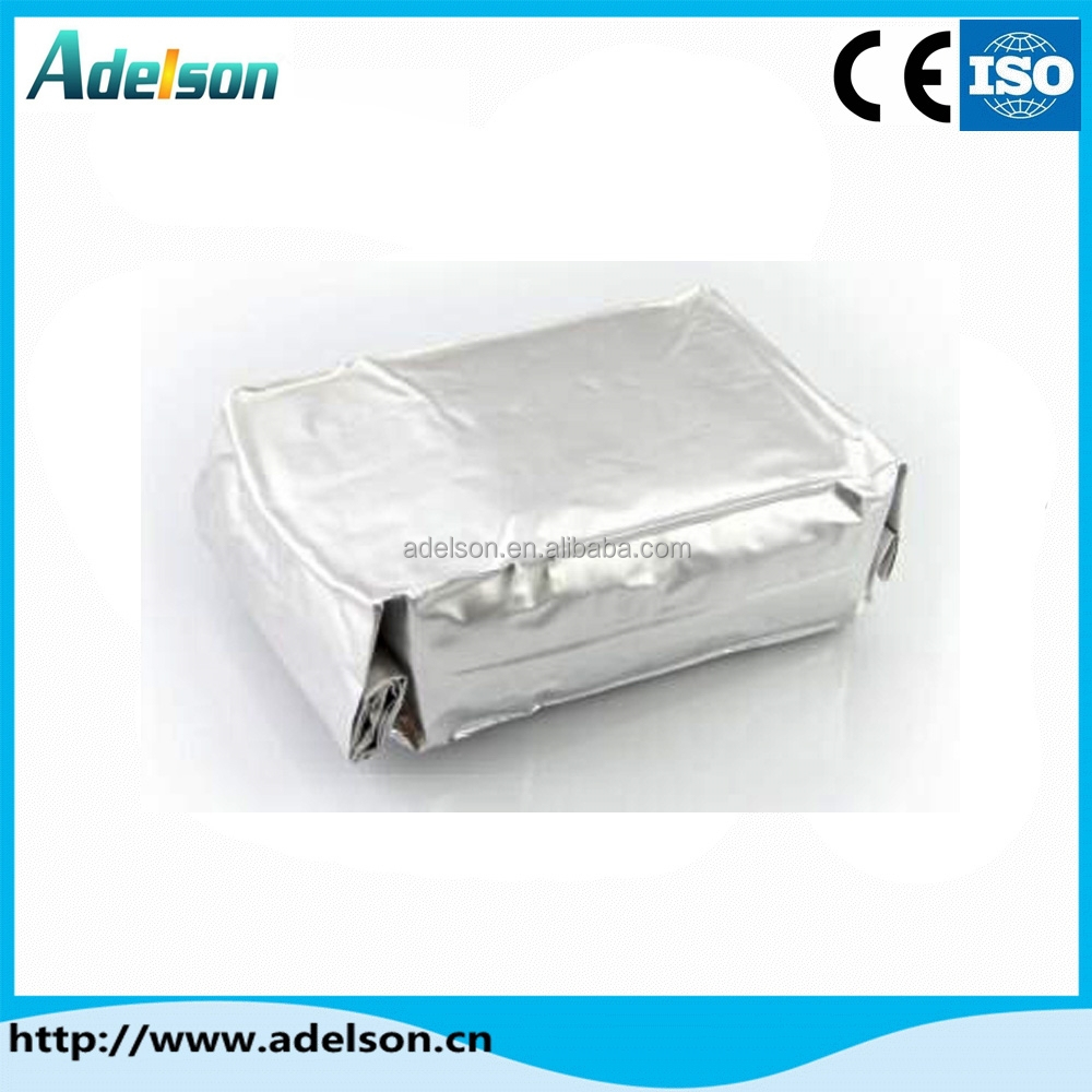Dental disposable alginate impression material bag