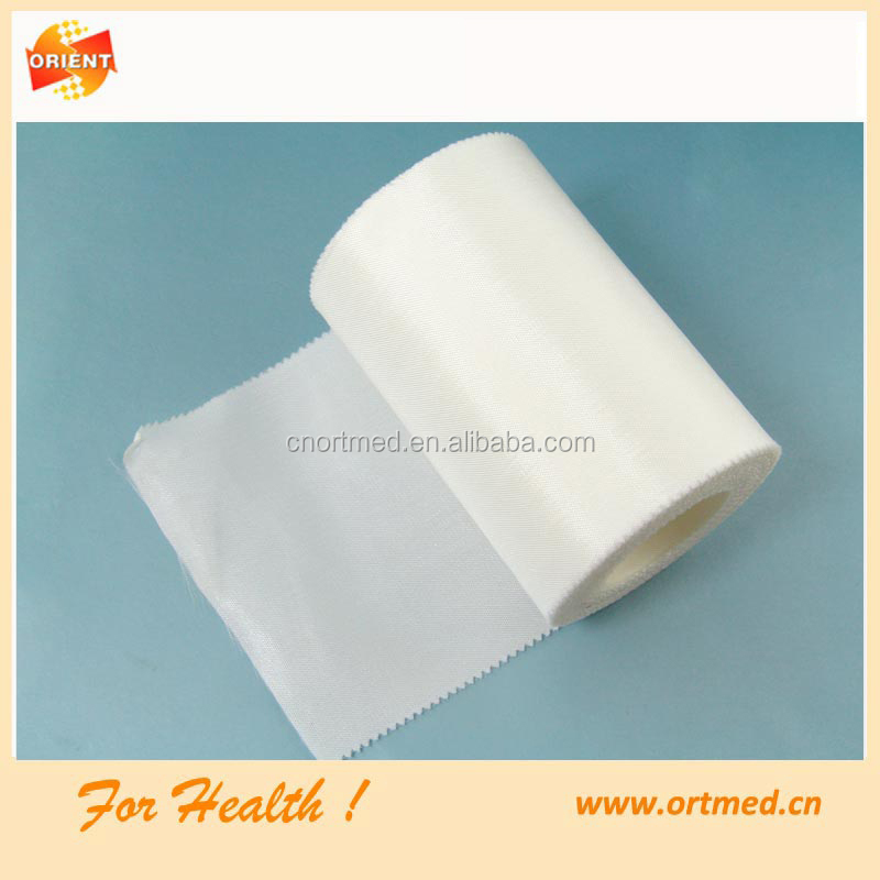 Zinc Oxide Adhesive Plaster(plastic cover)