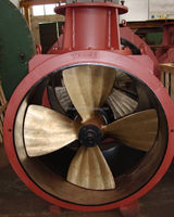 Marine fixed pitch propeller and CPP controllable pitch propeller BV approved